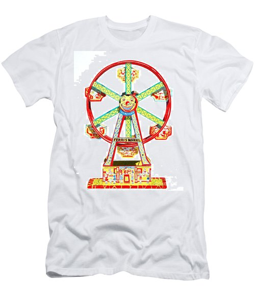 Wind-up Ferris Wheel Men's T-Shirt (Athletic Fit)