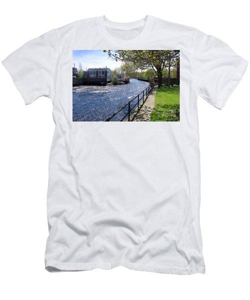 Winding River Men's T-Shirt (Athletic Fit)