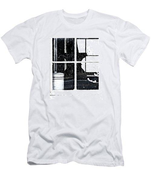 Window 3679 Men's T-Shirt (Athletic Fit)