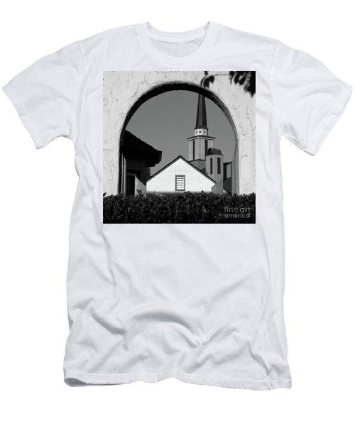 Window Arch Men's T-Shirt (Athletic Fit)