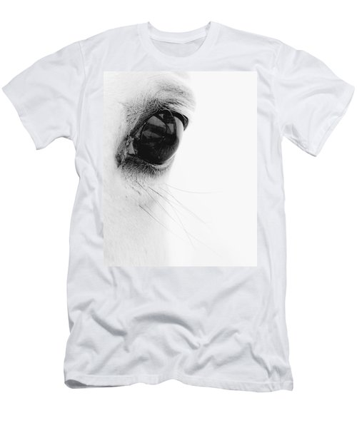 Window To The Soul Men's T-Shirt (Athletic Fit)