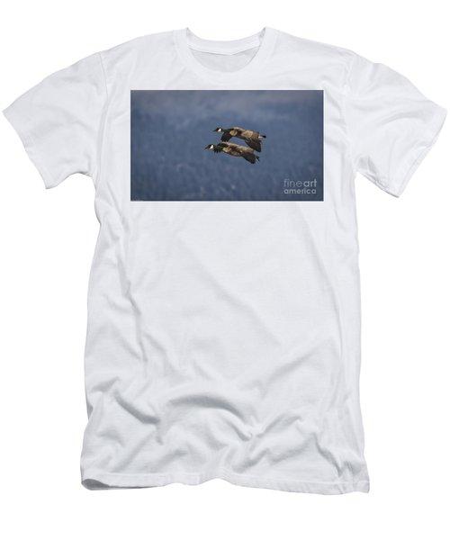 Wingman  Men's T-Shirt (Athletic Fit)