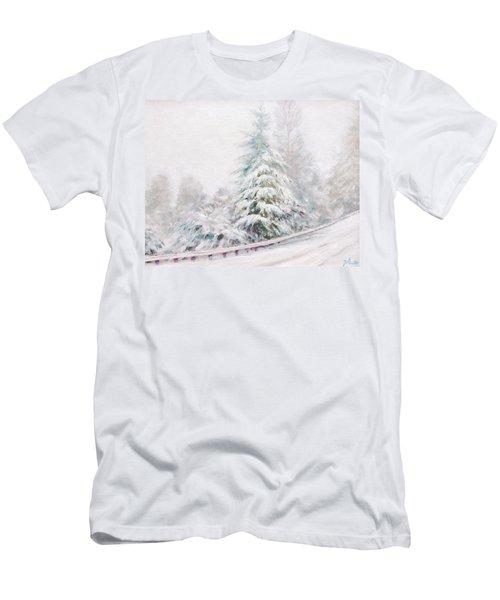 Winter Of  04 Men's T-Shirt (Athletic Fit)
