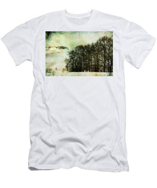 Winter Remembrances Men's T-Shirt (Athletic Fit)