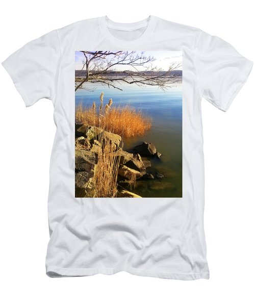 Winter Water Men's T-Shirt (Athletic Fit)