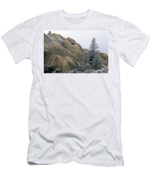 Winter Wind Men's T-Shirt (Athletic Fit)