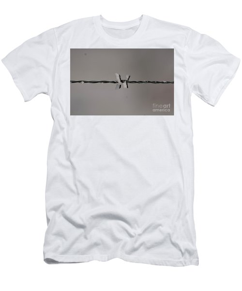 Winter Wire Men's T-Shirt (Athletic Fit)