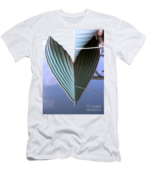 Wooden Boat Men's T-Shirt (Athletic Fit)