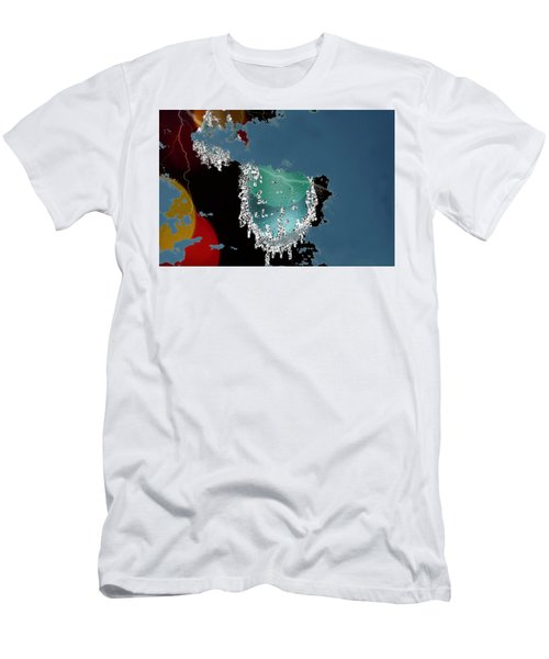 World Where Are You Men's T-Shirt (Slim Fit)