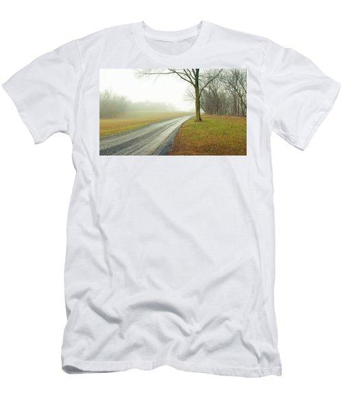 Worthington Lane Men's T-Shirt (Slim Fit) by Jan W Faul