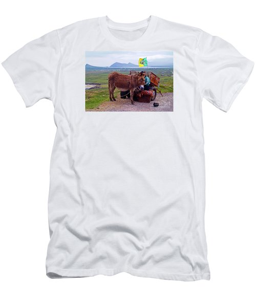 Would You Like A Ride In Ireland Men's T-Shirt (Athletic Fit)