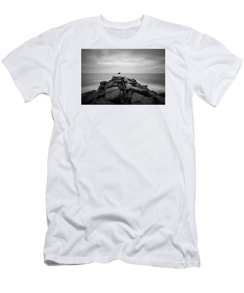 Wreck Of The Ss Atlansus Of Cape May Nj Men's T-Shirt (Athletic Fit)