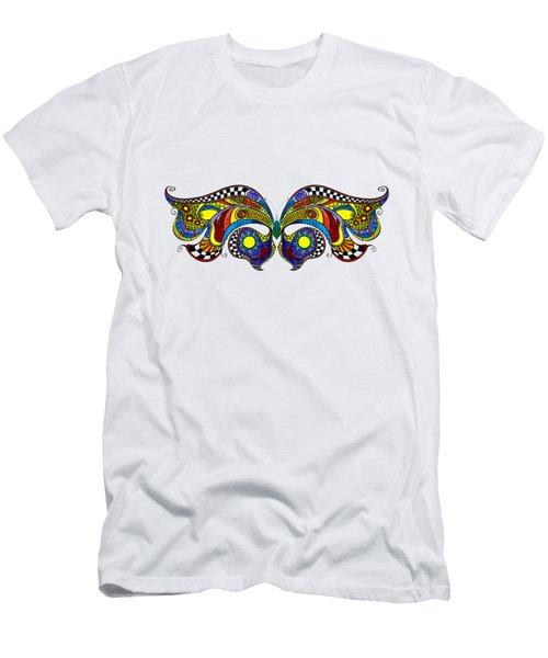 Chrysalis Men's T-Shirt (Slim Fit) by Dar Freeland