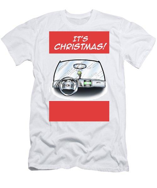Hang Up Fishnet Men's T-Shirt (Athletic Fit)