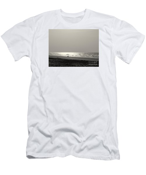 Men's T-Shirt (Slim Fit) featuring the photograph Y O L O by Mim White