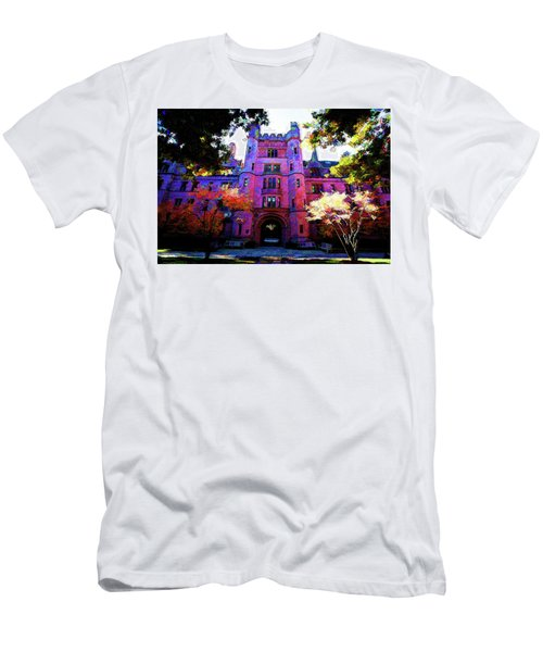Yale Men's T-Shirt (Athletic Fit)