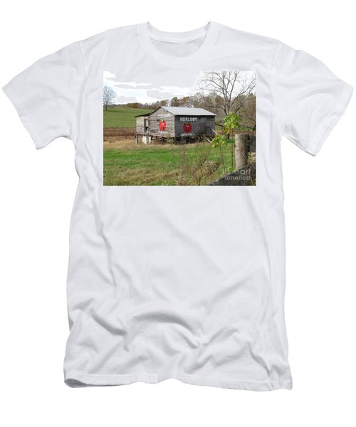 Ye Olde Tomato Barn Men's T-Shirt (Athletic Fit)
