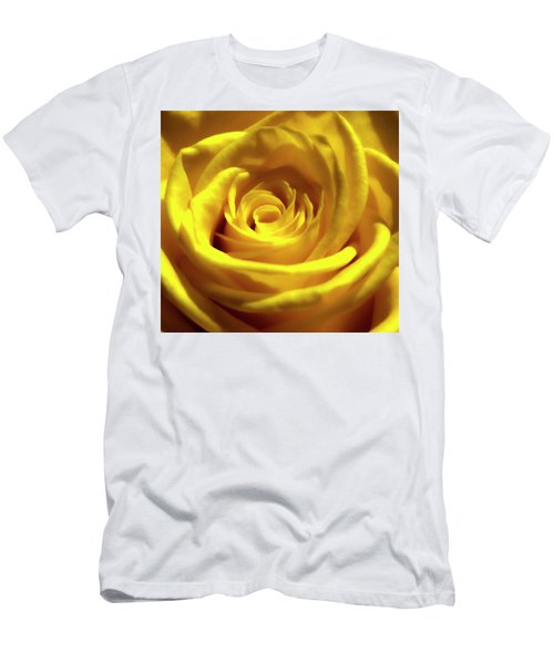 Yellow Dream 2 Men's T-Shirt (Athletic Fit)