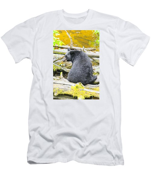 Yes They Do Men's T-Shirt (Slim Fit) by Harold Piskiel