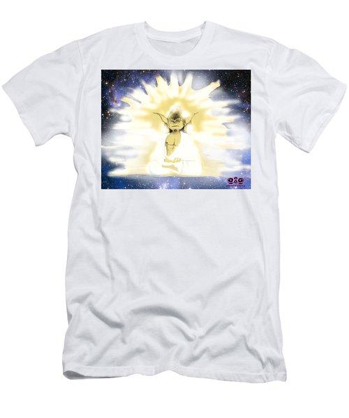 Yoda Budda Men's T-Shirt (Athletic Fit)