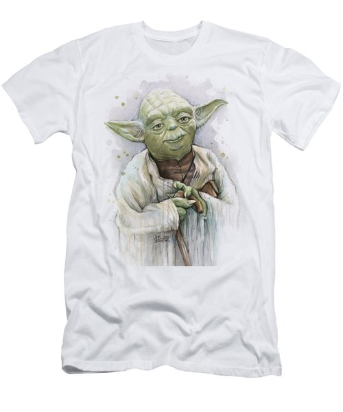Yoda Men's T-Shirt (Athletic Fit)