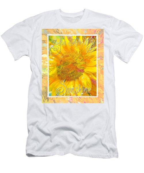 You Are My Sunshine 2 Men's T-Shirt (Athletic Fit)