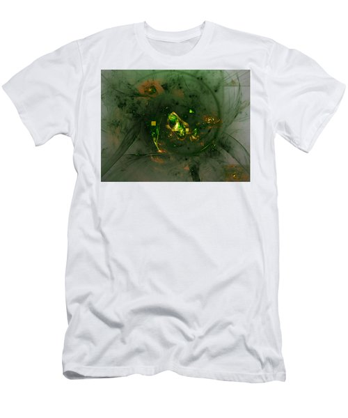 You Might Think Men's T-Shirt (Athletic Fit)