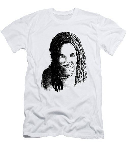 Young Lady Men's T-Shirt (Athletic Fit)