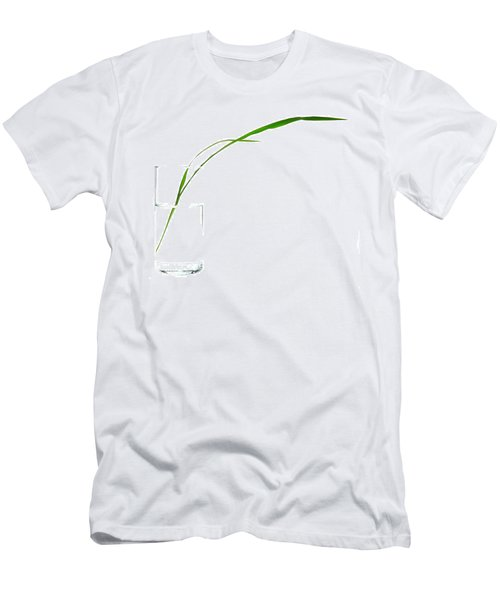 Zen Grass Men's T-Shirt (Athletic Fit)