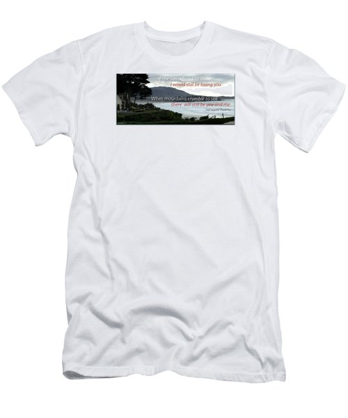 Men's T-Shirt (Slim Fit) featuring the photograph Zeppelin Gratitude by David Norman