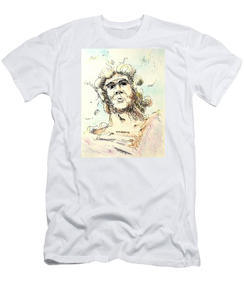 Zeus Men's T-Shirt (Athletic Fit)