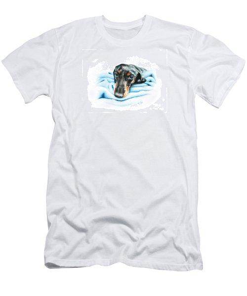 Zeus Men's T-Shirt (Slim Fit) by Mike Ivey