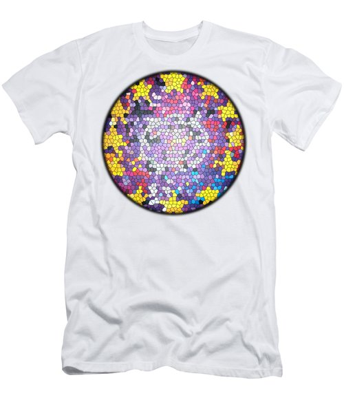 Zooropa Glass Men's T-Shirt (Slim Fit) by Clad63