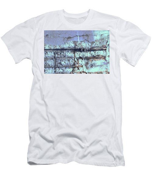 Men's T-Shirt (Athletic Fit) featuring the photograph Art Print Abstract 15 by Harry Gruenert