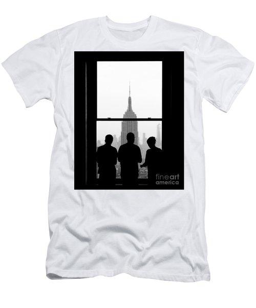 Careful Observation Men's T-Shirt (Athletic Fit)