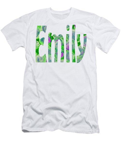 Emily Men's T-Shirt (Athletic Fit)