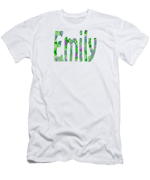 Emily Men's T-Shirt (Athletic Fit)