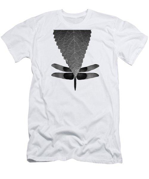 Hiding Dragons Men's T-Shirt (Athletic Fit)