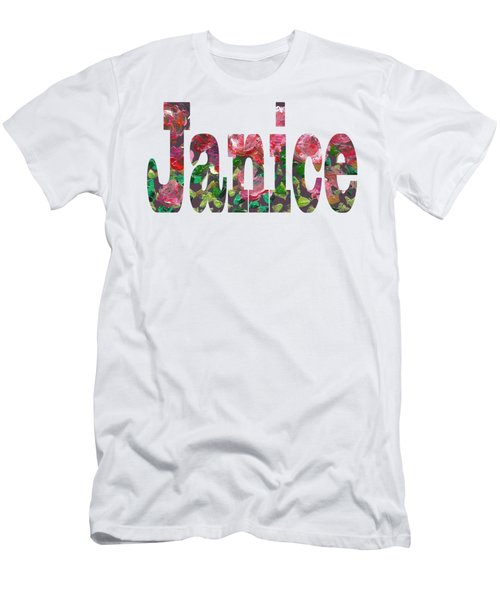 Janice Men's T-Shirt (Athletic Fit)
