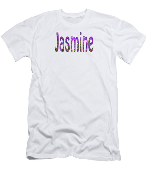 Jasmine Men's T-Shirt (Athletic Fit)
