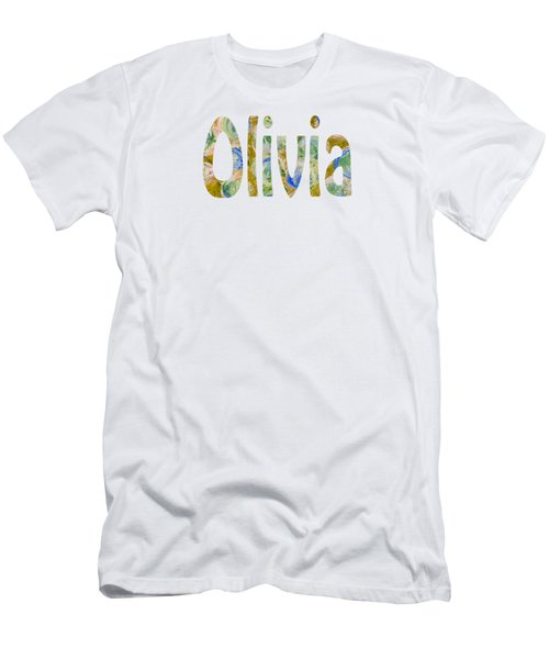 Olivia Men's T-Shirt (Athletic Fit)