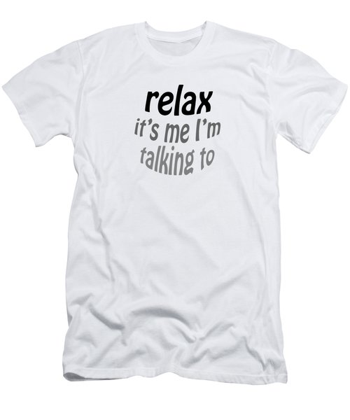 Relax Shirt Men's T-Shirt (Athletic Fit)
