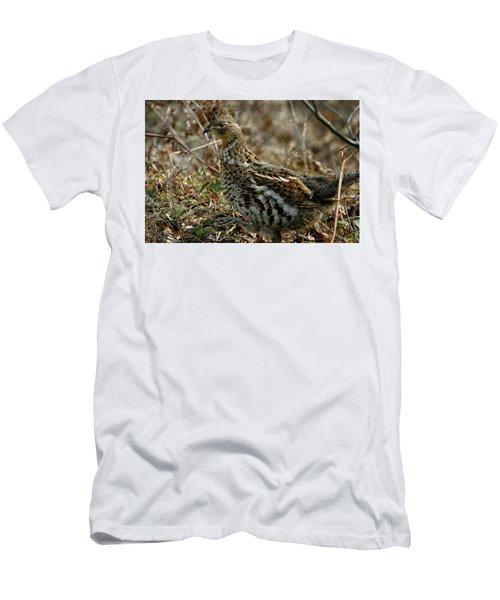 Ruffed Grouse 50702 Men's T-Shirt (Athletic Fit)