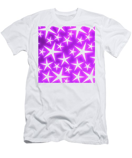 Star Burst 2 Men's T-Shirt (Athletic Fit)