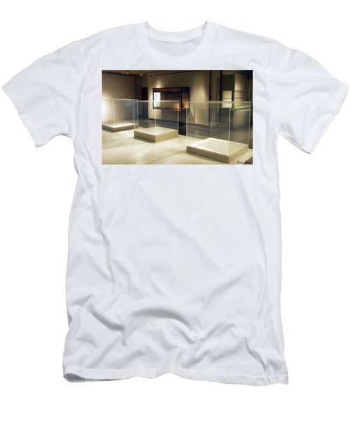 The Art Of Nothing Men's T-Shirt (Athletic Fit)