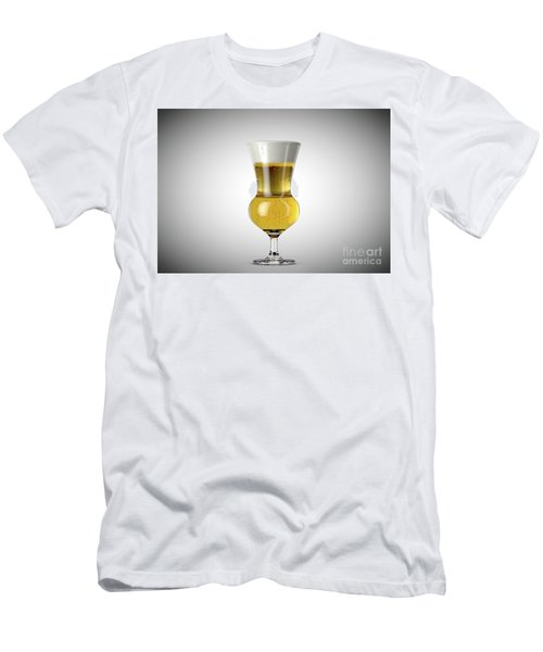 Thistle Beer Pint Men's T-Shirt (Athletic Fit)