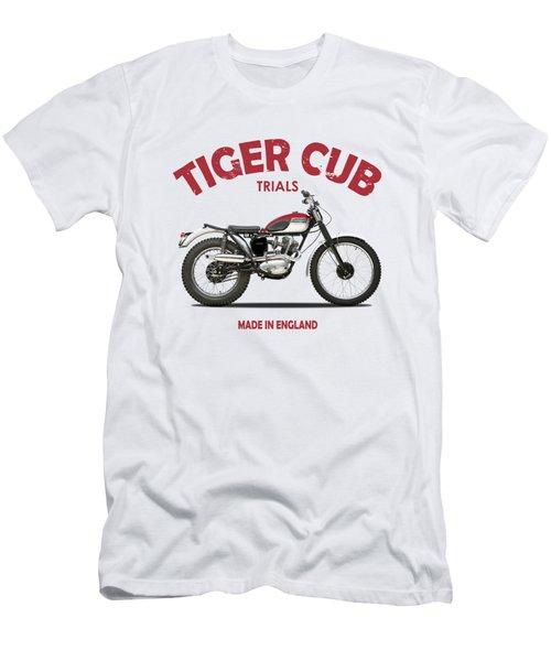 Triumph Tiger Cub Men's T-Shirt (Athletic Fit)