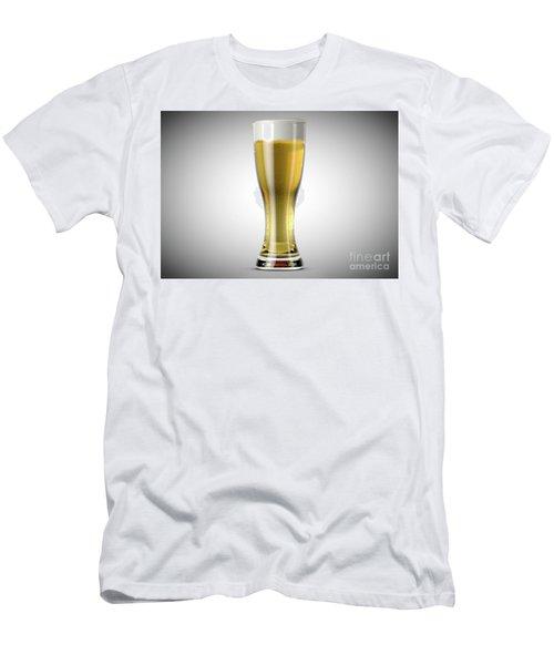 Weizen Beer Pint Men's T-Shirt (Athletic Fit)