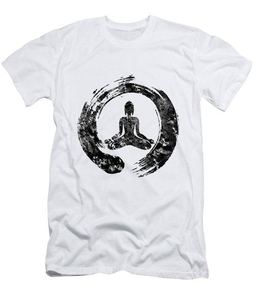 Zen Buddha Men's T-Shirt (Athletic Fit)