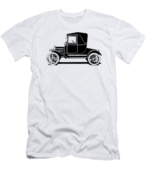 1915 Ford Coupelet Min Men's T-Shirt (Athletic Fit)